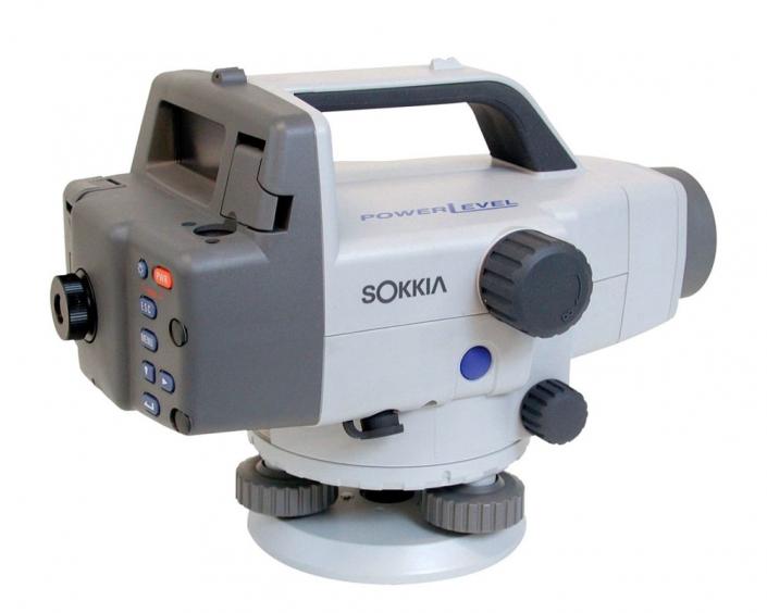 sokia digital level machine